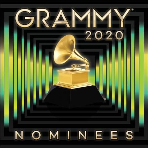 2020 GRAMMY® Nominees Album (Graphic: Business Wire)