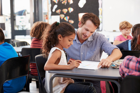 Riverside Insights' new IowaFlex™ adaptive achievement assessment delivers flexible measures of reading and math to inform students and educators of progress. (Photo: Business Wire)