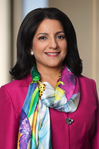 Rupal Bhansali, Ariel Investments Chief Investment Officer and Portfolio Manager, International and Global Equities  (Photo: Business Wire)