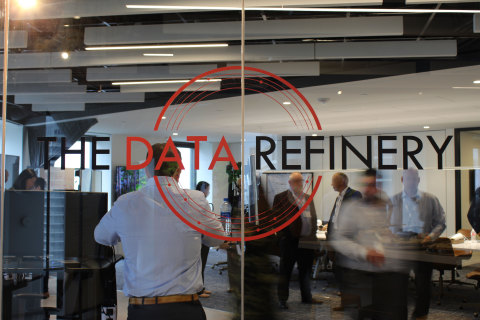 The Data Refinery is a global hub for applied data science and machine learning solutions in the energy, chemicals and resources industry. (Photo: Business Wire)