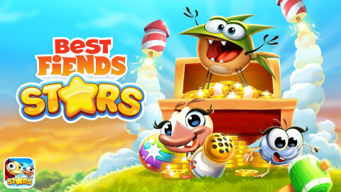 Seriously Digital Entertainment Launches Best Fiends STARS (Graphic: Business Wire)