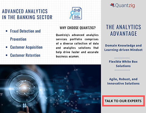 Advanced Analytics in the Banking Sector (Graphic: Business Wire)