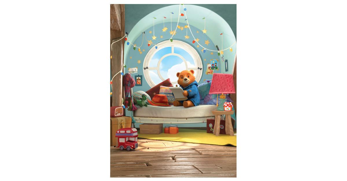 Beloved Paddington Bear Returns to TV in Nickelodeon's Brand-New Animated Preschool Series, The Adventures of Paddington, Premiering Monday, Jan. 20, at 12:30 p.m. (ET/PT) in the U.S.