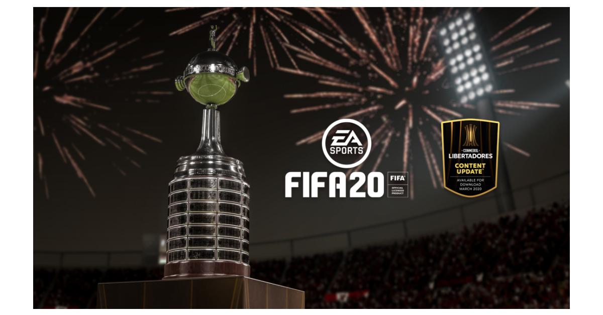 Image result for ea sports copa libertadores