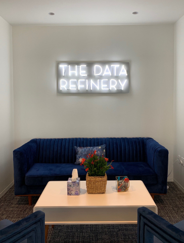The Data Refinery combines Worley's industry experience with the software and data science expertise of Arundo. (Photo: Business Wire)