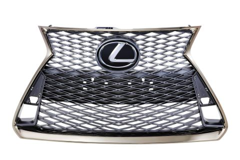 Radiator grille used on LEXUS IS F-Sport (Photo: Business Wire)