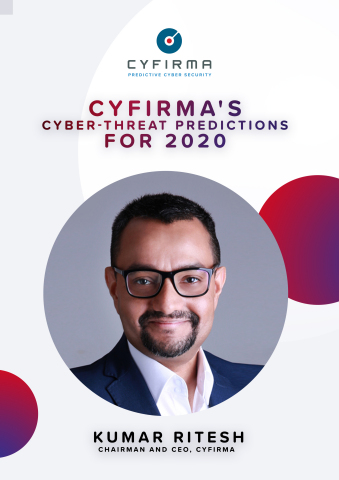 CYFIRMA's Cyber-threat Predictions 2020 (Photo: Business Wire)