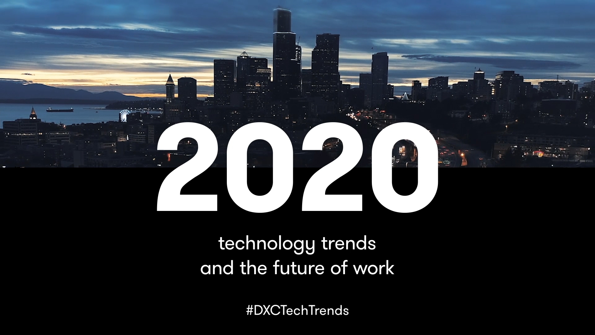 Business Trends 2020.Five Technology Trends In 2020 Poised To Transform The