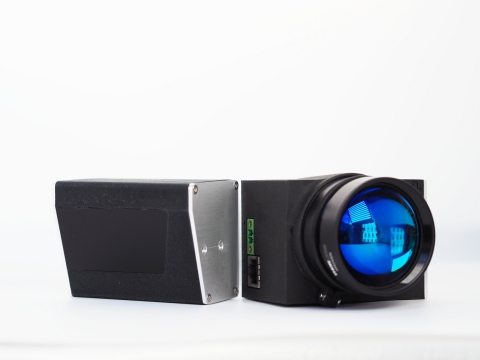 The Blickfeld LiDAR suite: Cube and Cube Range (Photo: Business Wire)