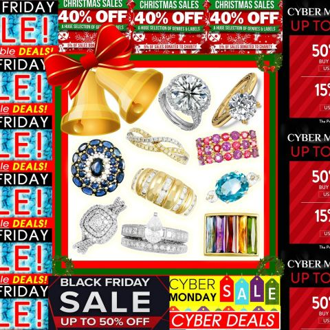 Holiday Shopping for Jewelry: 5 Tips to Save Money (Graphic: Business Wire)