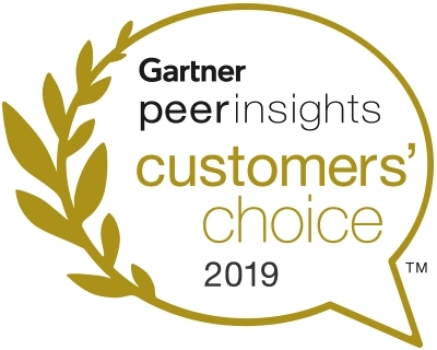 SolarWinds has been named one of the 2019 Gartner Peer Insights Customers' Choice for IT Service Management Tools. (Graphic: Business Wire)