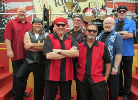 Ring in the holidays with Johnny Angel & the Halos as they bring their high-energy performance, filled with cross-generational classic songs and holiday hits, to The Event Center at Rivers Casino Pittsburgh on Saturday, Dec. 21, at 7 p.m. (Photo: Business Wire)