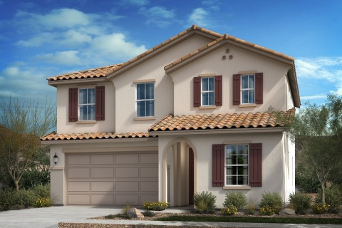 New KB homes now available in San Diego. (Photo: Business Wire)