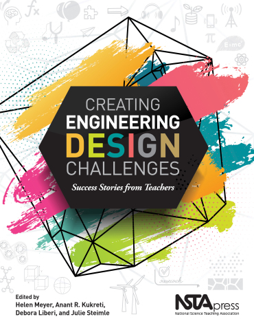 Creating Engineering Design Challenges: Success Stories From Teachers book cover (Graphic: Business Wire)