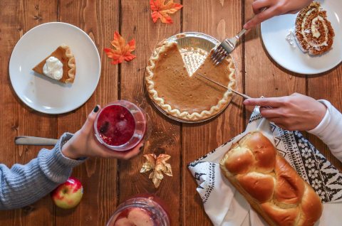 This Thanksgiving, Terminix has expanded its repertoire to remove a new kind of pest – pesty dinner conversation. (Photo: Business Wire)