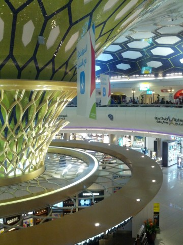 New policy allows visitors to spend a nearly one-week stopover in UAE (Photo: AETOSWire)