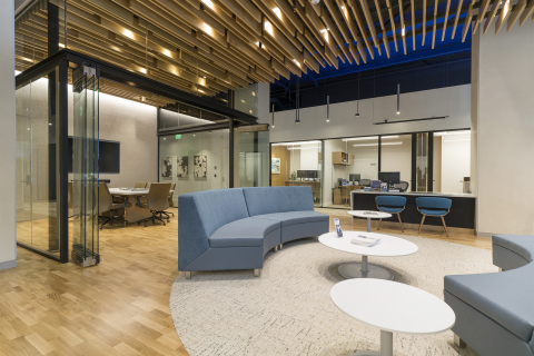 Boston Private unveils new office at 255 Battery Street, San Francisco. Photo by Ellyce Moselle Photography.