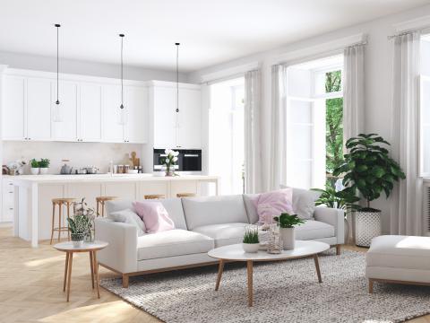Des appartements sélectionnés pour les voyageurs en déplacement professionnel. (Photo: Business Wire)