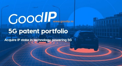 Seoul Semiconductor launches patent auctions with GoodIP, a digital licensing platform (Graphic: Business Wire)