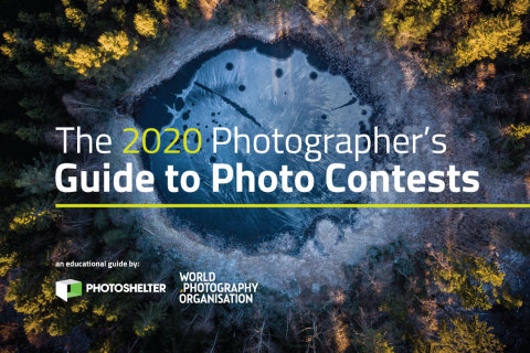 PhotoShelter and the World Photography Organisation Release The Photographer's Guide to Photo Contests (Graphic: Business Wire)