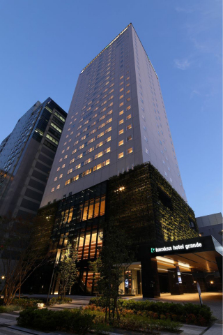 karaksa hotel grande Shin-Osaka Tower (Photo: Business Wire)