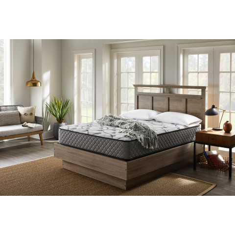 """BJ's Wholesale Club announced unbeatable Cyber Week deals on Nov. 27, 2019 on a wide range of items, including the Berkley Jensen 13"""" Queen Size Firm Mattress for $399.99. (Photo: Business Wire)"""