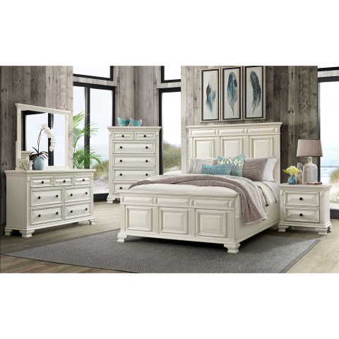 BJ's Wholesale Club announced unbeatable Cyber Week deals on Nov. 27, 2019 on a wide range of items, including the Windsor 5-Pc. Queen Size Panel Bedroom Set for $1,399.99. (Photo: Business Wire)