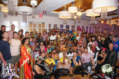 The Impulse Group, a global organization with 500+ volunteers on five continents whose purpose is to engage, support and connect gay men, recently held a summit in NYC in October 2019. Impulse is celebrating its 10th anniversary December 1st in Los Angeles. (Photo: Business Wire)