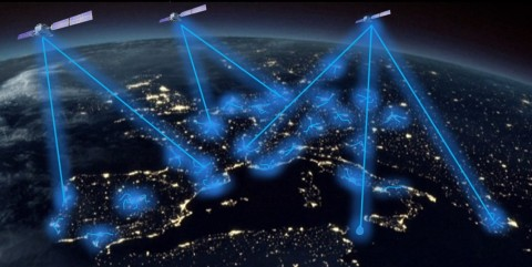 Quantum communication infrastructure being developed in Europe (Photo: Thales)