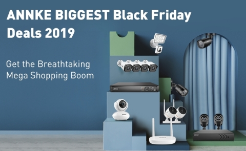 ANNKE Black Friday Deals 2019 (Photo: Business Wire)