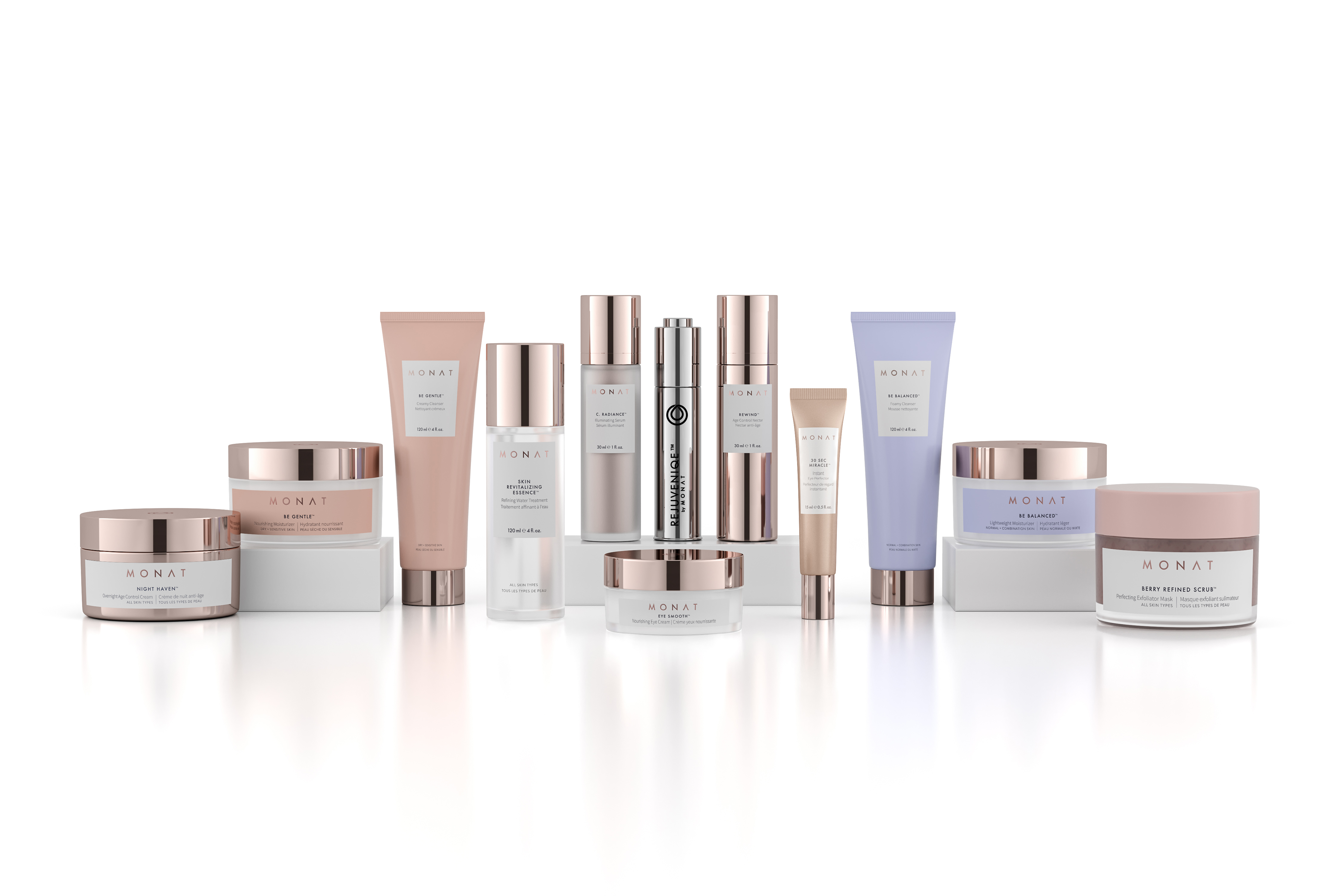 Monat Launches New Skincare Innovation By Popular Demand Business Wire