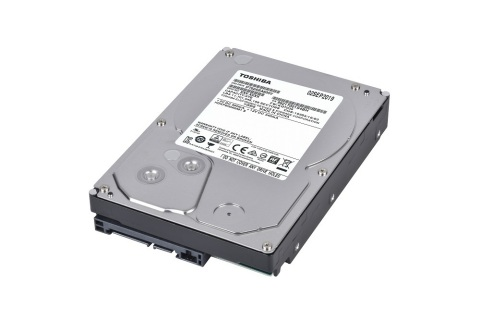 Toshiba announces the DT02-V Series of Surveillance HDDs (Photo: Business Wire)