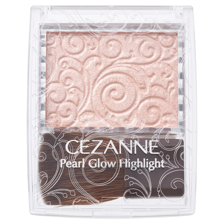 """Cezanne's """"Pearl Glow Highlight"""" (Photo: Business Wire)"""