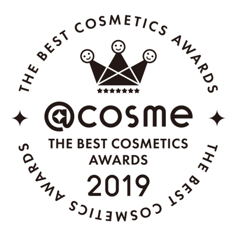 @cosme THE BEST COSMETICS AWARDS emblem (Graphic: Business Wire)