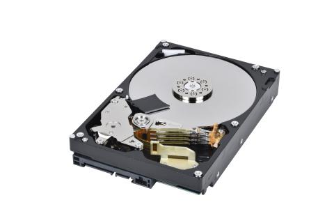 東芝:監視カメラシステム向け3.5型HDD「DT02-Vシリーズ」 (写真:ビジネスワイヤ)