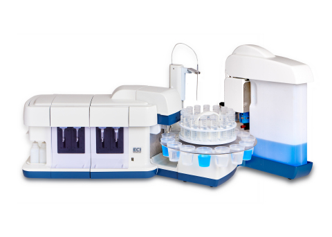 QualiLab Elite® Benchtop Plating Bath Analyzer combines CVS, potentiometric titration, and UV-Vis spectroscopy-based analytical techniques in a single lab. It delivers the analytical performance needed to control today's rapidly evolving metal deposition applications. (Photo: Business Wire)