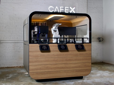 The Futuristic Specialty Coffee Experience (Photo: Business Wire)