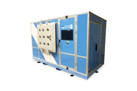 The HZO PRO800-PL delivers higher throughput with greater precision to enable lower-cost Plasma-based protective nano coatings. (Photo: Business Wire)