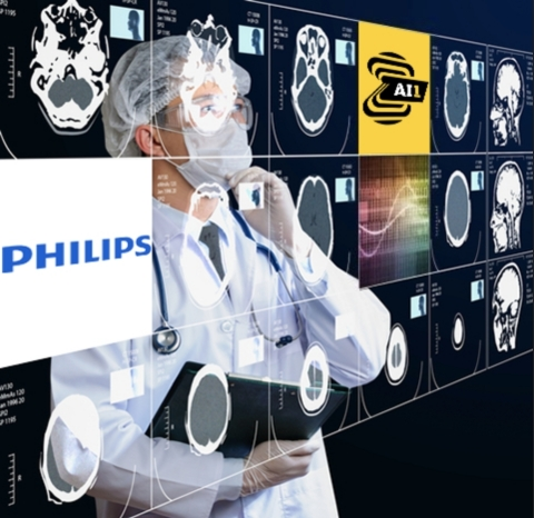 Zebra Medical Vision's solutions now available on Philips IntelliSpace AI Workflow Suite, enabling more AI capabilities for Radiologists (Photo: Business Wire)