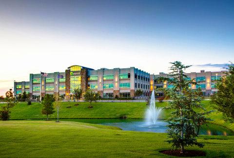 Paycom's Corporate Headquarters in Oklahoma City, Okla. (Photo: Business Wire)