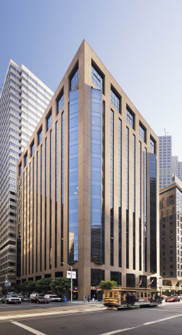 Columbia Property Trust provided preliminary 2020 guidance, raised its dividend, and announced several transactions, including being under contract to acquire 201 California Street in San Francisco. (Photo courtesy of Eastdil Secured).