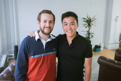Joey Petracca and Yuni Sameshima awarded 2020's 30 Under 30 for Retail and Ecommerce category. (Photo: Business Wre)