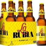 La Rubia Blonde Ale Says Bievenidos Al Nuevo Latin Flavor to New York and Connecticut