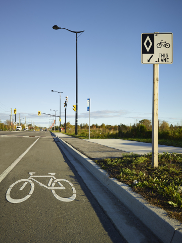 Keswick South Road Widening and Trunk Services – Town of Georgina, Ontario, Canada (Photo: Business Wire)