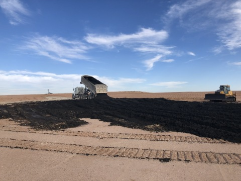 Milestone's new state-of-the-art landfill ensures the highest environmental integrity, delivering peace of mind, as well as a secure, dependable, and long-term waste disposal option for E&P operators. (Photo: Business Wire)