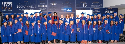 JetBlue's award-winning employer-sponsored college degree program, JetBlue Scholars, reaches a milestone – 250 Degrees Conferred (Photo: Business Wire)