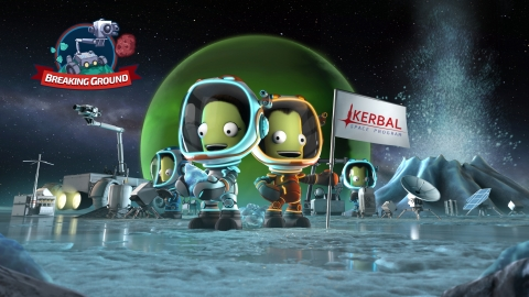 Private Division and Squad today announced that Kerbal Space Program Enhanced Edition: Breaking Ground Expansion is now available for PlayStation®4, PlayStation®4 Pro and across the Xbox One family of devices, including Xbox One X. This highly- anticipated second expansion for Kerbal Space Program Enhanced Edition, brings plenty of fresh content for new and current players on console. The fan-favorite expansion Kerbal Space Program: Breaking Ground previously launched on PC in May 2019. (Photo: Business Wire)