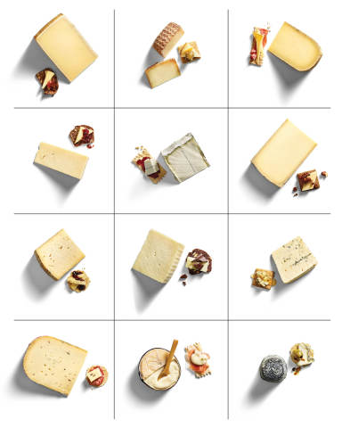 Whole Foods Market 12 Days of Cheese (Photo: Business Wire)
