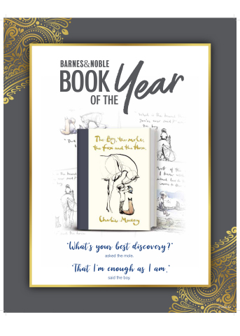 Barnes & Noble's 2019 Book of the Year as chosen by booksellers nationwide. (Graphic: Business Wire)