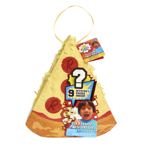 BJ's Wholesale Club is making spirits bright with amazing savings on this year's hottest gifts, including the Ryan's World Pizza Party Pinata Surprise. (Photo: Business Wire)